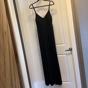 Medium Thyme Maternity Maxi Dress